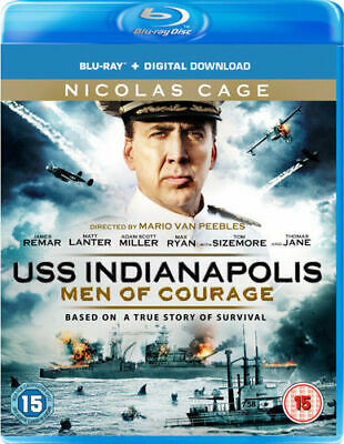 USS Indianapolis: Men Of Courage | Blu-ray