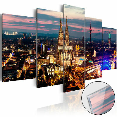 Acrylic Glass Print Image Wall Art Picture Photo New York City c-B-0087-k-a