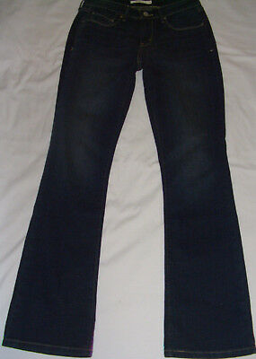 Levi/'s  515 Boot Cut Jeans BELLE BLUE  NWT Style 155160128