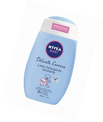 Nivea Baby Moisturizing Cleansing Cream, 200 ml