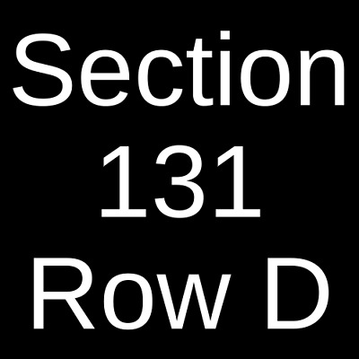 2 Tickets Milwaukee Brewers @ Washington Nationals 8/17/19 Washington, DC