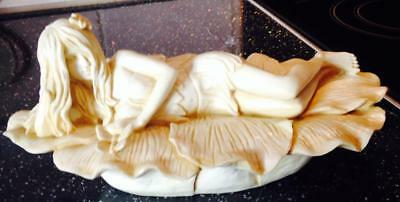 Latex Mould for making this BEAUTIFUL FAIRY ON LILLY PAD
