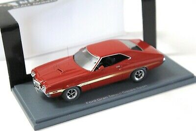 1:43 NEO Scale Ford Gran Torino Coupe Sport red NEW bei PREMIUM-MODELCARS
