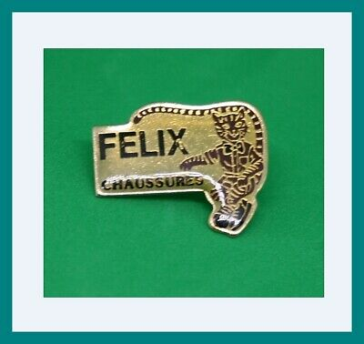 Pin's Pins Cat Gato Chaussures FELIX CHAT RARE