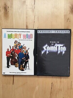 A Mighty Wind (DVD), This is Spinal Tap (DVD)