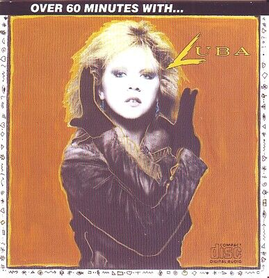 Luba - Over 60 Minutes With... (CD, 1987 Capitol) Fully Tested