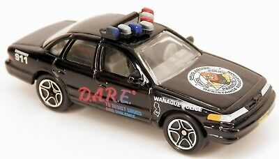Landover Hills Police Maryland Ford Matchbox DARE FREE SHIPPING