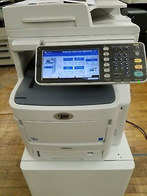 OKI MPS 3037 Color Copier Used Off Lease