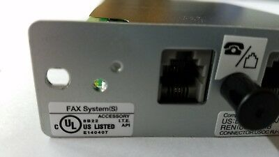 Kyocera Fax System S Used