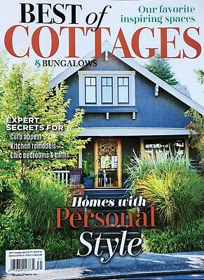 Magnificent Lot Of 2 Two Brand New 2019 Best Of Cottage Journal Magazine Download Free Architecture Designs Pushbritishbridgeorg
