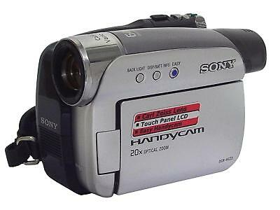 Sony Handycam DCR-HC23E MiniDV Camcorder - Digital Video Camera Recorder