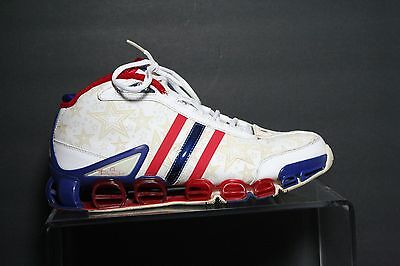 2acd5f420ac9b Adidas KG Garnett 2005 All Star Game Sneaker Multi USA Men 9 Basketball  Athletic