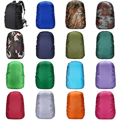 20-45L Waterproof Dust Rain Cover Travel Hiking Backpack Camping Rucksack Bag Ca