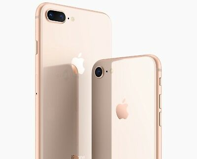Apple iPhone 8 Plus 64GB 256GB Smartphone Unlocked AT&T Verizon T-Mobile***