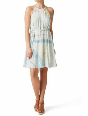 Bnwt Jeanswest Women's Issa Halter Dress Size 10, 12, 14, 16