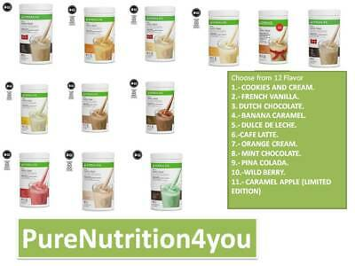 NEW HERBALIFE F1 Healthy Meal X Protein Drink mix /+2021 EXP