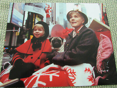 Eloise At Christmas.Julie Andrews In Eloise At Christmas Time 8x10 Color Photo