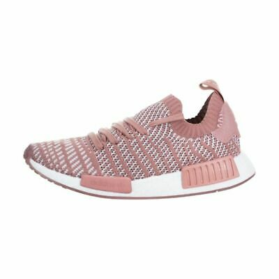 best website 19266 683ed ADIDAS NMD R1 Primeknit Women Cq2028 Pink Orchid White Nib Shoes Size 5, 7.5
