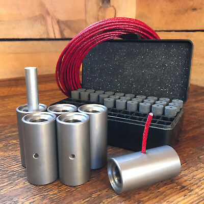 6 Pack Signal Cannons, Thunder Mugs, Salutes | Stainless | BBI M50F