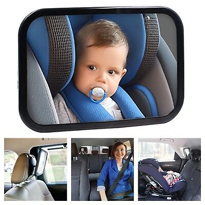 Baby Car Mirror Rear View Backseat Mirror Infant Child Facing Back Seat