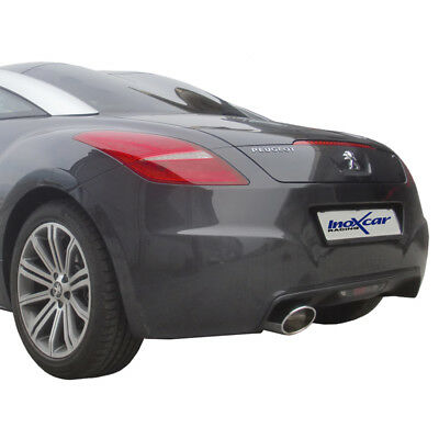 Peugeot Rcz 2010+ Inoxcar Prowler Sport Stainless Performance Exhaust Rrp £350