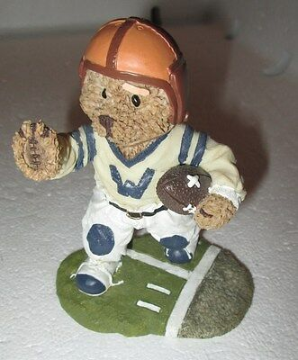 The Windsor Bears of Cranbury Commons Figurine DAN Let's Play 1998Papel Giftware