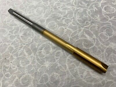 """NORTH AMERICAN 3 Flute 7/16""""-20NF GH11 #10Y19 Extension Bottom Tap Made in USA"""