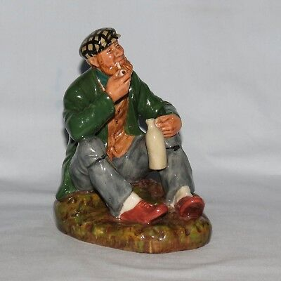 Royal Doulton character figure The Wayfarer HN2362 M Nicoll Made in UK