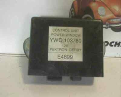 YWC103780 Modulo electronico MG ROVER SERIE 2.0 iDT CAT 2000 E4899 283243