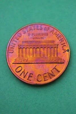 Florida Toned 1976 S Lincoln Memorial Cent Proof Flat Rate Shipping TOM37