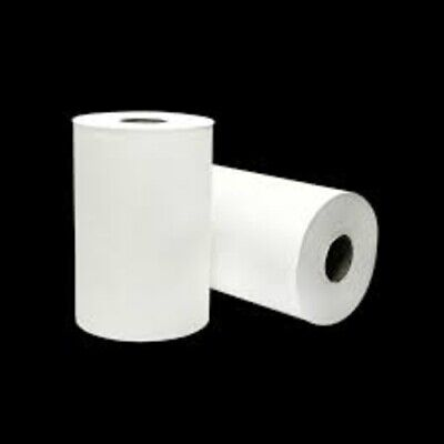 Hand Towels 16 Rolls x 80m Paper Roll Bulk Kitchen White FREE POST - MELB ONLY