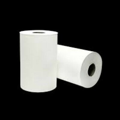 Premium Hand Towels 16 Rolls x 80m Paper Roll Bulk Kitchen White FREEPOST