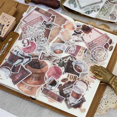 Scrapbooking Stationary Paper Sticker Diary Label Phone Decor Journal Stickers