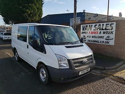 Ford Transit 2.2TDCi ( 100PS ) ( EU5 ) 280S ( Low Roof ) Double C 280 SWB CREW