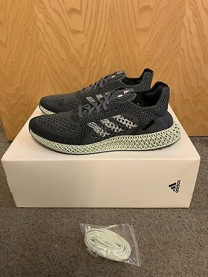 free shipping 924b9 709c1 Adidas X Consortium futurecraft 4d Onix Areo Green UK 9.5 Brand New