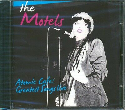 SEALED NEW CD Motels, The - Atomic Cafe: Greatest Songs Live, Live In Boston 197