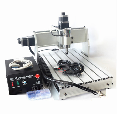 3 Axis 3040Z-DQ LPT 300W Spindle CNC Router Milling Engraving Drilling Machine