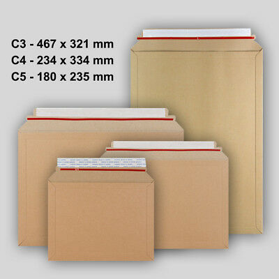 Brown Capacity Book Mailer Peel & Seal Manilla Strong Cheapest Envelopes