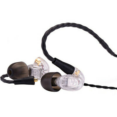 Westone UM Pro 30 Triple-Driver Universal In-Ear Monitors (Clear, First...