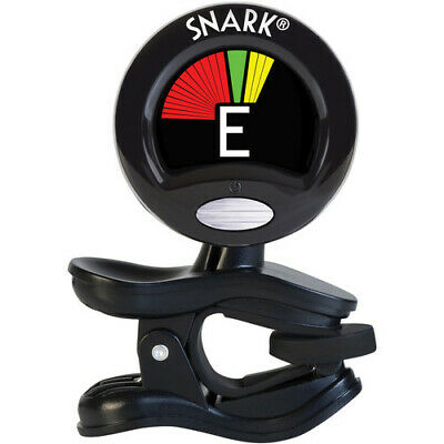Snark SN5X Clip-On Guitar, Bass & Violin Tuner (Black)