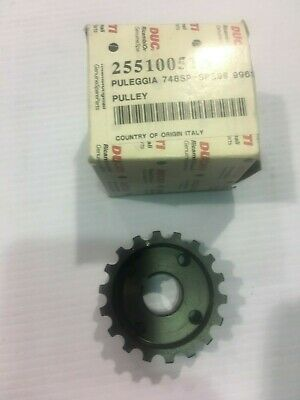 New Genuine Ducati 888 Sp5 748 748Sps 916 996Sps Engine Timing Pulley 25510051A