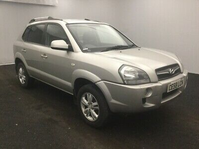 58 Hyundai Tucson 2.0 Crtd 2Wd Style - Spares Or Repair, Drives, Turbo Gone