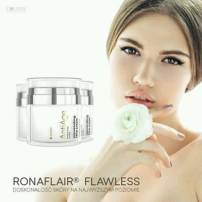 ⭕Colway Anti-Age Rejuvenating Face Cream 50 ml(with thymosin β4!)+collagen smpl