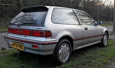 *** 1991 (J) HONDA CIVIC 1.6i -16v ***