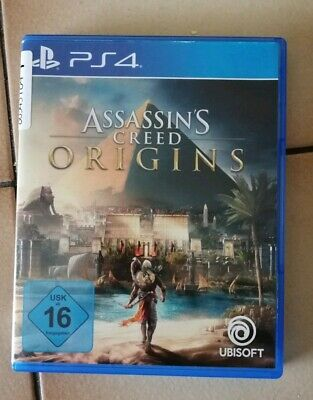Ps 4 spiel assassins creed origins