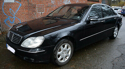 Mercedes-Benz S 500 V8 Lang / Long Baujahr 2001 W220