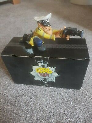 Speed Freaks Country Artists PC Smug 03564 figurine - GREAT CONDITION