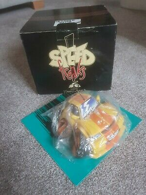 Country Artists Speed Freaks Collectible 'Rattle Skate' 03291 Model Car with Box