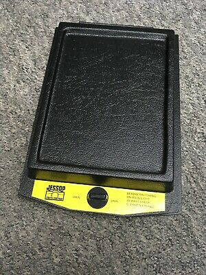 """Jessop 7"""" x 5"""" Paper Safe - Top Quality Darkroom Accessory - Cleaned & Checked"""