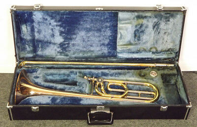 Yamaha YSL643 II Pro Trigger Trombone- Plays Great !!